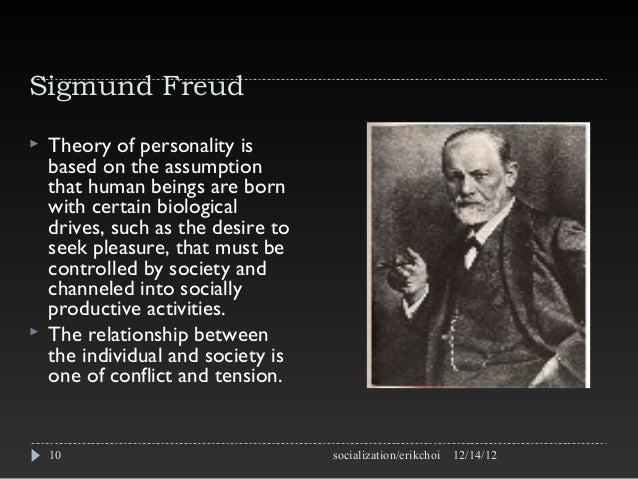 Freud S Position On Nature Vs Nurture