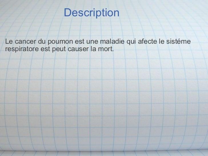 Le cancer du_poumon Slide 3