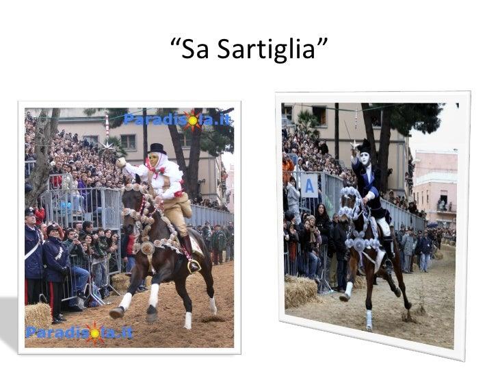 """ Sa Sartiglia"""