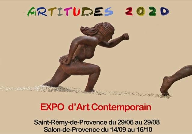 1 L'édito du Maire de Saint-Rémy-de-Provence C'est une grande satisfaction de voir le Cercle des artistes de la vallée des...
