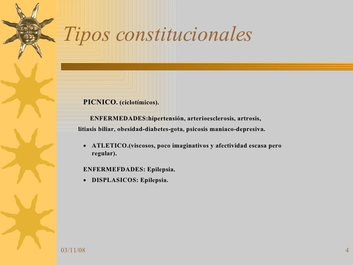 Tipos constitucionales