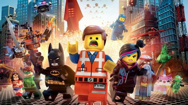 LEGO STAR WARS LA PELÍCULA