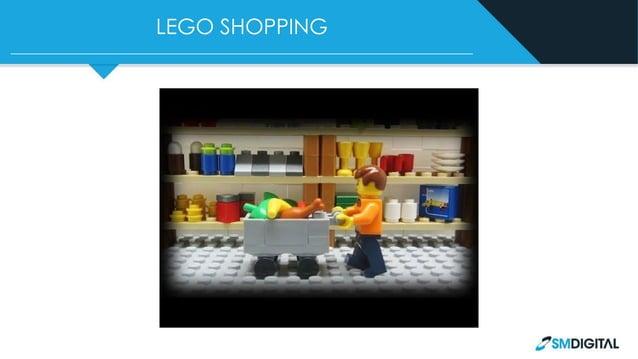 ¿POR QUÉ EL ÉXITO DE LEGO EN MARKETING DIGITAL? ● Evolución de su producto tradicional: hoy LEGO tiene productos para toda...