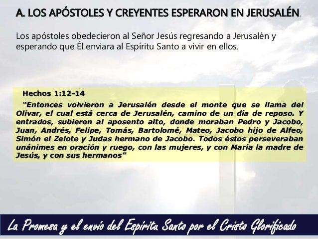 Lección 1 - Los Hechos del Espíritu Santo en y a través de la Iglesia Slide 2