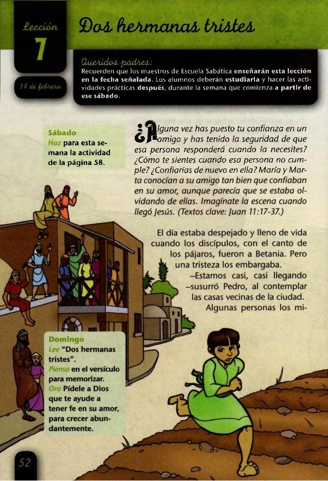 © o-i heAmxmaA tAiiJbeA, QueAÍdcxí. pctdAeA: Recuerden que los maestros de Escuela Sabática enseñarán esta lección en la f...