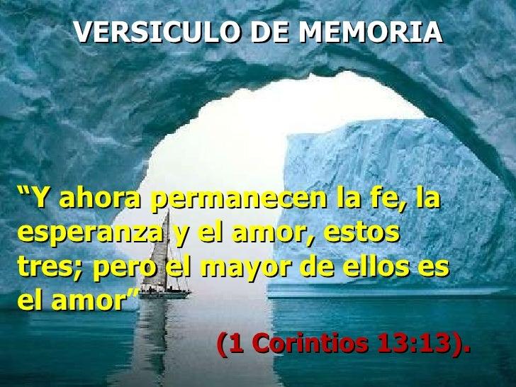 Leccion 1 El Amor Q 2 Psc Slide 3