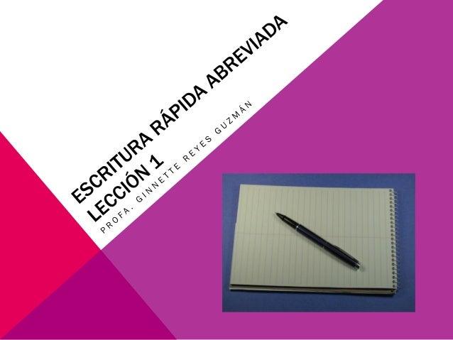 MATERIALES 1. Bolígrafo azul (2) (punta fina) 2. Bolígrafo rojo (punta fina) 3. Libreta de dictado con espiral 4. Libre de...