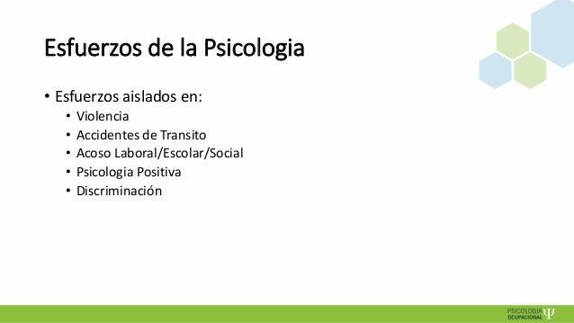 Lecciones aprendidas Evaluaciones Psicologico Ocupacionalkes   pre ocupacional 2017 Slide 3