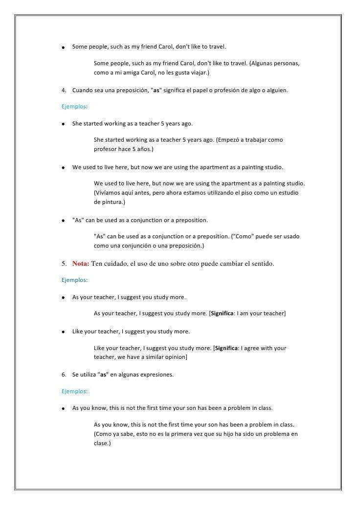 Lecciones de ingles