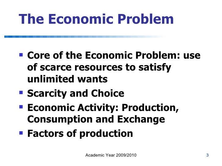 EC4004 Economics for Business Lecture 2 Slide 3