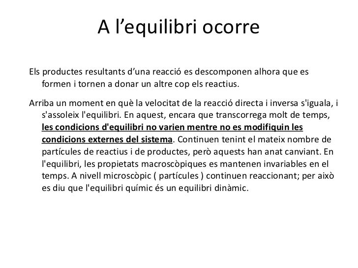 Lechatelier Slide 3