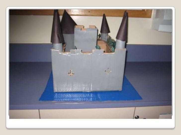 Le château du moyen âge