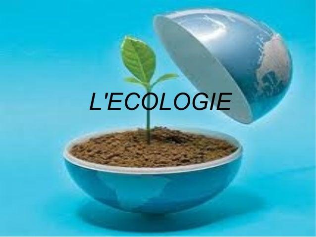 LECOLOGIE