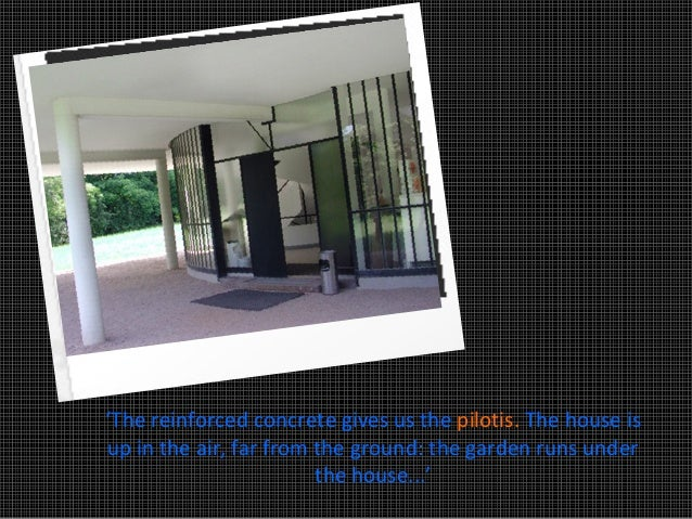 'Until now: load-bearing walls; …. forming the ground  floor and the upper stories, up to the eaves. The layout is  a slav...