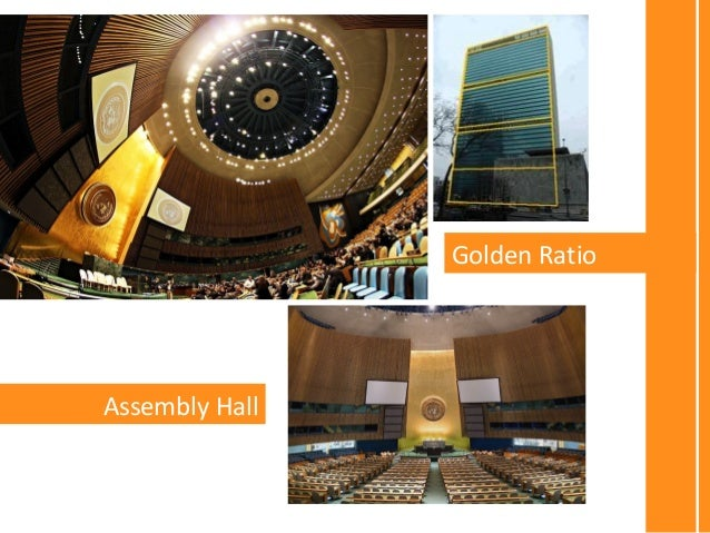 Golden Ratio  Assembly Hall