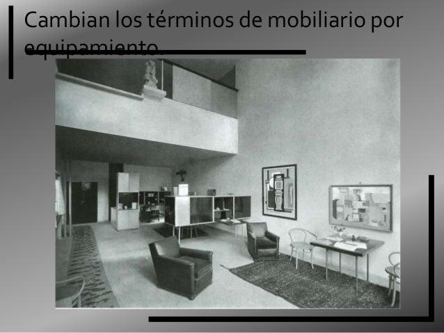 Le corbusier - Mobiliario le corbusier ...