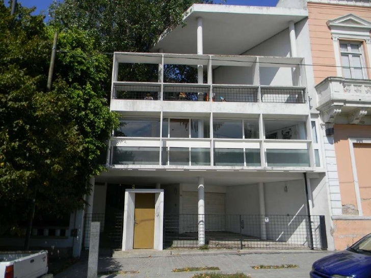 Le corbusier la casa curutchet - Le corbusier casas ...