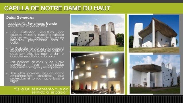 Datos Generales    Localización: Lyon, Francia.    Año de construcción: 1957.    Éste edificio íntegramente de     hormig...