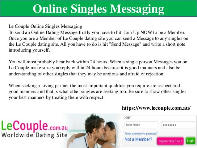 Respectable online dating sites