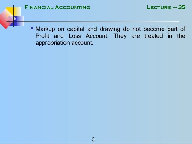 partnership accounting lecture notes pdf