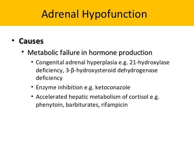 17 hydroxysteroid test