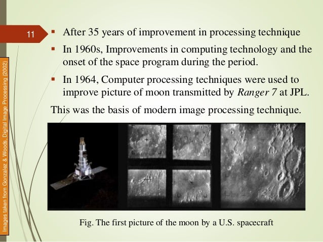  After 35 years of improvement in processing technique  In 1960s, Improvements in computing technology and the onset of ...