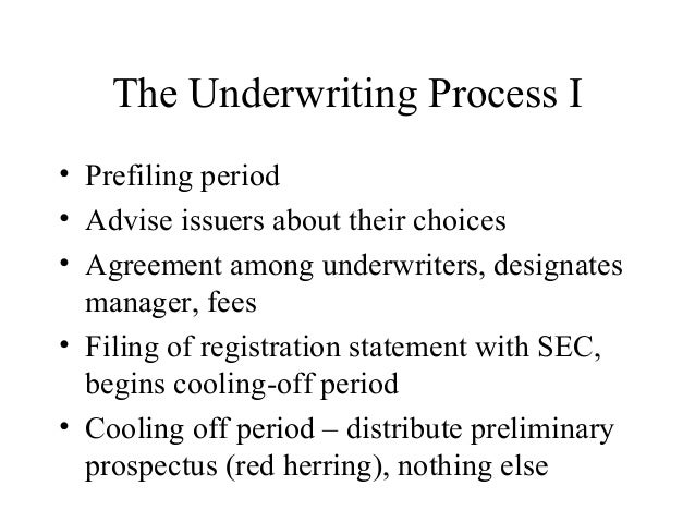 Underwritings: Firm Commitment vs. Best Efforts - What is the Difference?