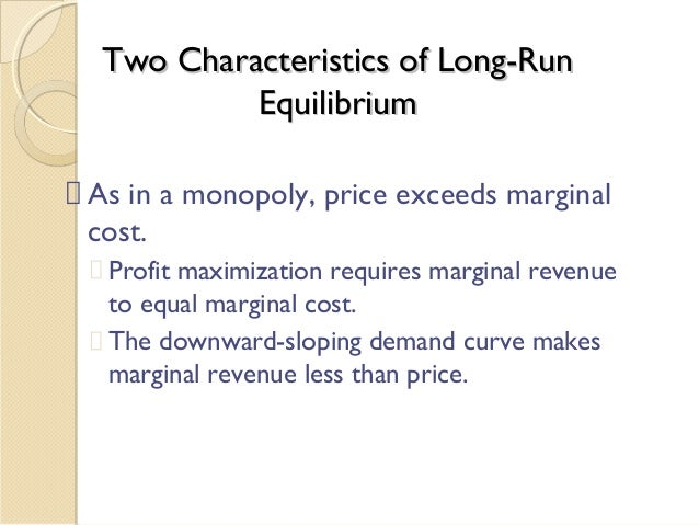 Why are there no profits in a perfectly competitive market?