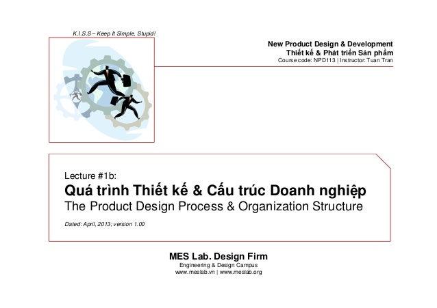 K.I.S.S – Keep It Simple, Stupid!                                                                         New Product Desi...
