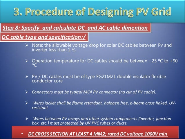 Free training Online course: Off-grid PV system design