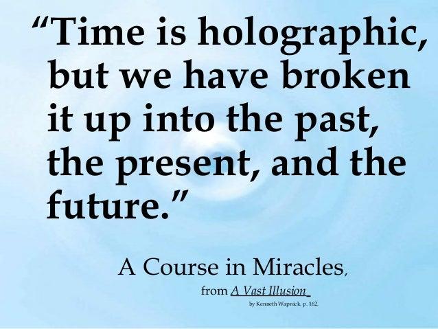 THREE PARADIGMS  •Past •Present •Future