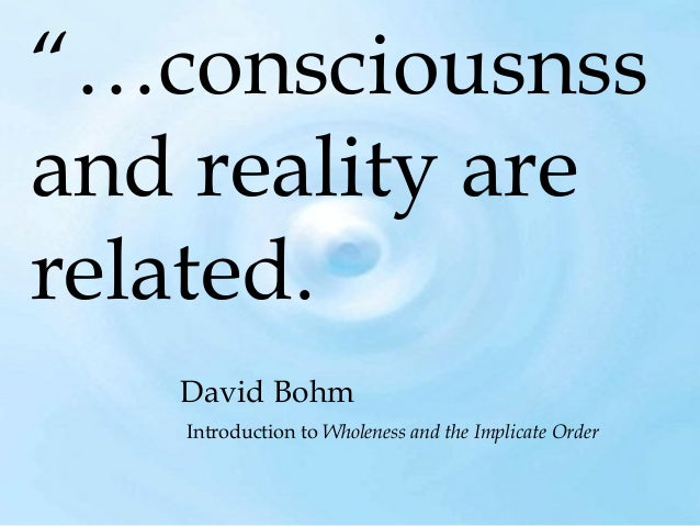 The super-conscious mind is of the Spirit and is one, that is, at one with the mind that is all. It is at this level that ...