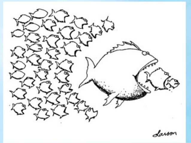 Swarms of People
