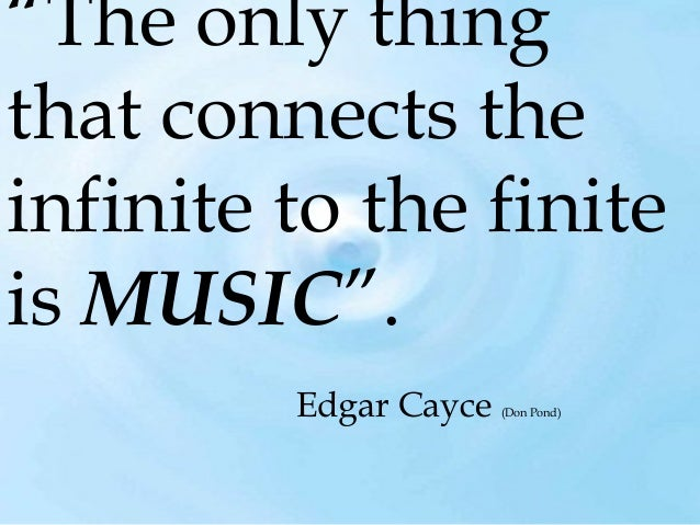 """""""History will be seen to come in cycles ... as in [the case of] energy [waves]."""" Edgar Cayce"""