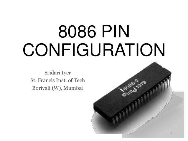 8086 & z80 µp lec note ppt video online download.