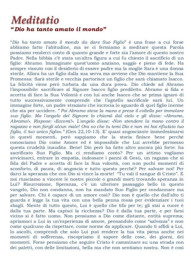 Lectionline Santissima Trinità anno A Slide 2