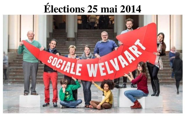 Élections 25 mai 2014