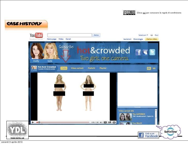 CORSO IN WEB MARKETING E WEB 2.0!                                       Clicca qui per conoscere le regole di condivisione...
