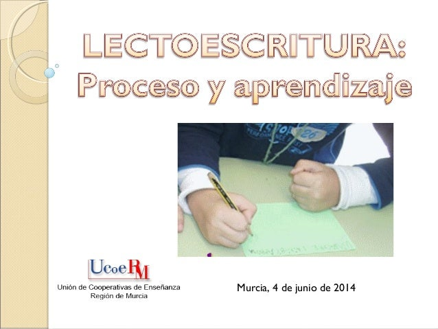 Murcia, 4 de junio de 2014