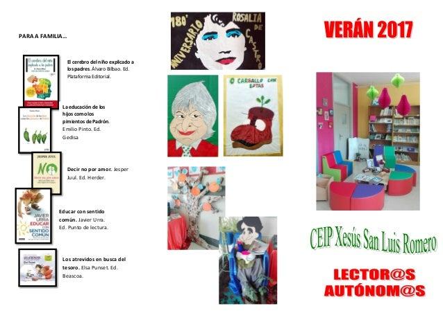 Lectores autónomos Slide 2