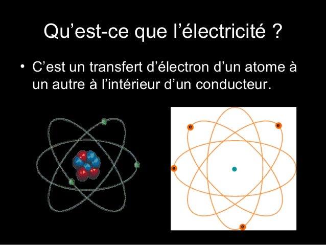 Les modes de production de Les l'électricité • • • • • •  La friction La pression La chaleur La lumière La réaction chimiq...