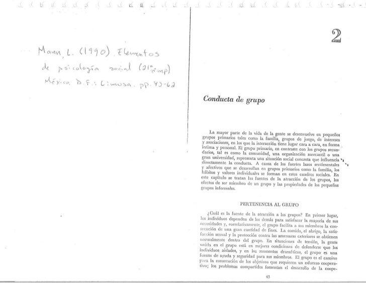 Lectura5 conducta de grupo