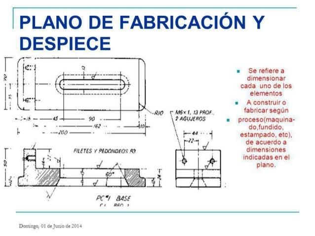 Lectura de planos mecanicos pdf