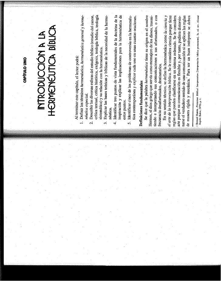 Lectura de virkler para el 29oct11