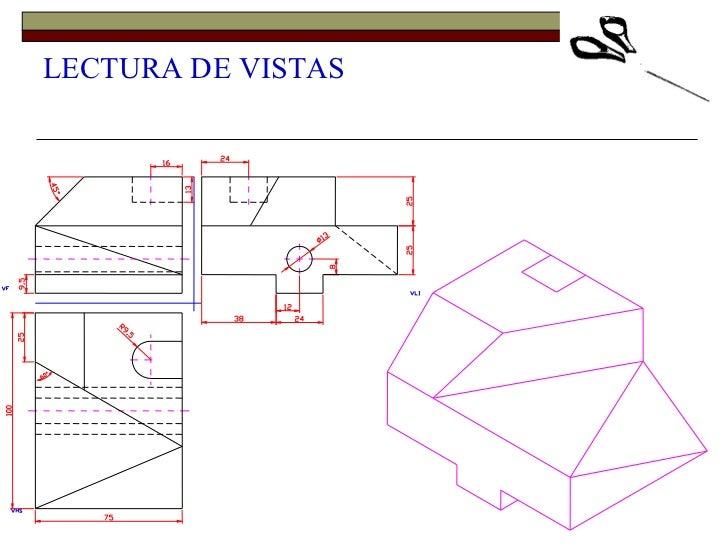Lectura de vistas para ingenieros