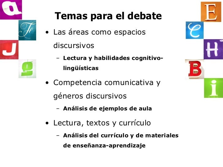 Leer para aprender en las áreas curriculares Slide 2