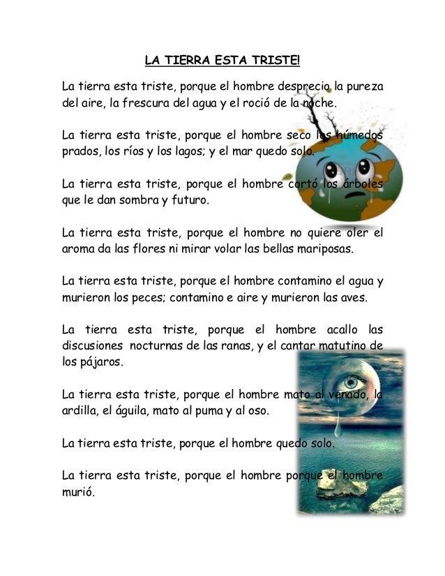 Lecturas De Reflexión Sobre La Tierra