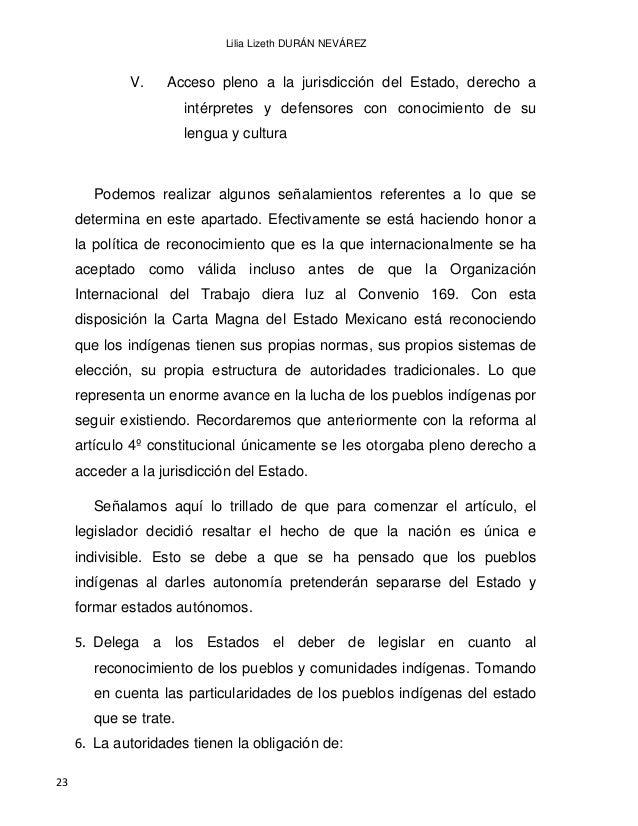 EL DERECHO INDÍGENA EN MÉXICO A PARTIR DE LA INDEPENDENCIA 24 I.- Consultar a los pueblos y comunidades indígenas II.- Imp...