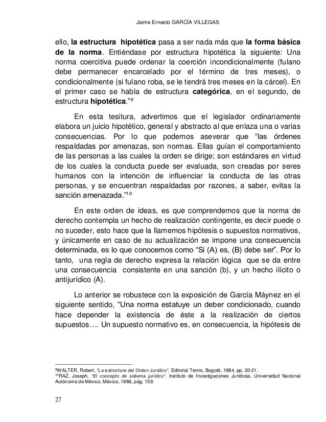 Jaime Ernesto GARCÍA VILLEGAS 29 términos en las ciencias exactas ya que en estas el efecto es invariable, mientras que en...