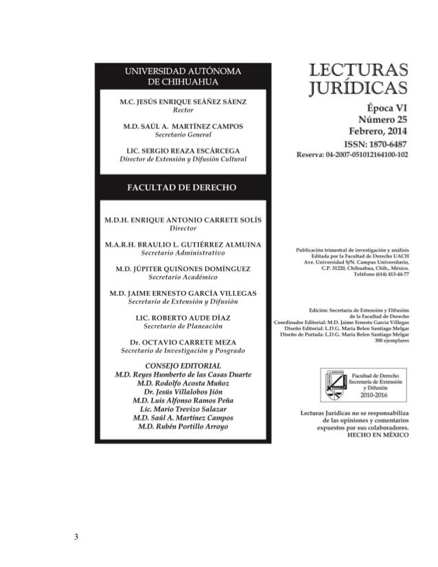 5 Tabla de contenido 7 EL CONTRATO EN MATERIA LABORAL (RELACIONES INDIVIDUALES DE TRABAJO) Oscar Francisco YÁÑEZ ORTEGA Ma...